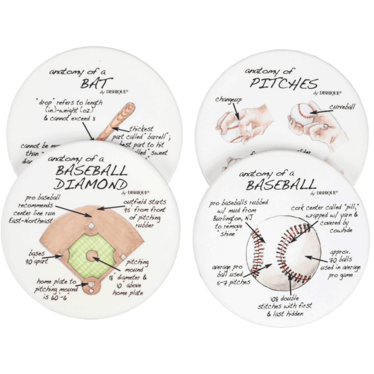 Baseball-Themed-Coaster-Unique-Gifts