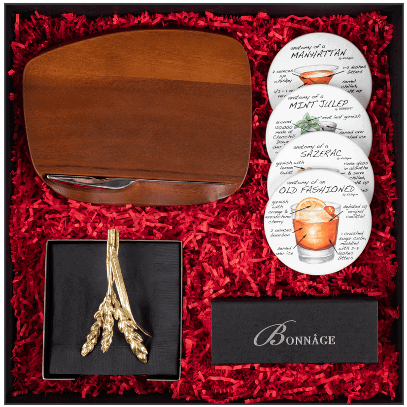 Bonnage Whiskey Luxury Gifts