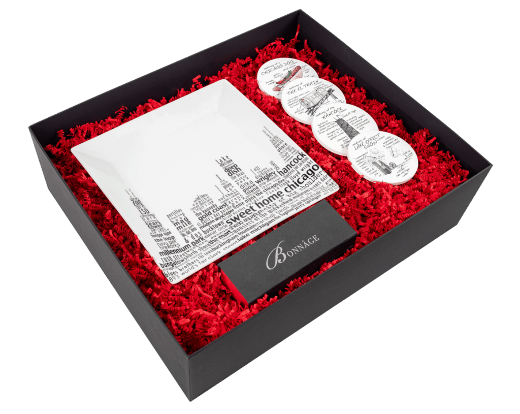 Luxury Chicago Themed Gift