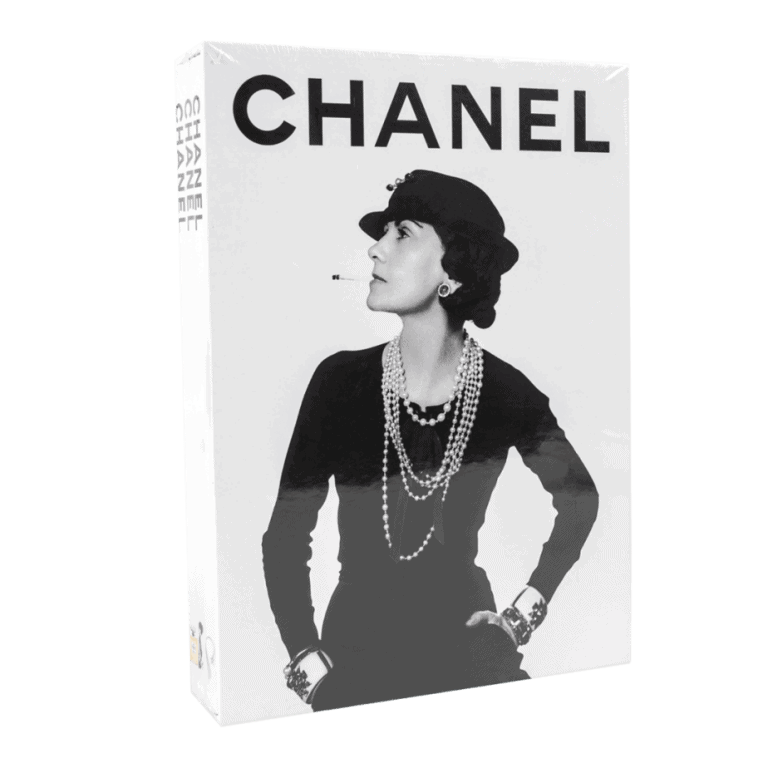 Coco Chanel Fashion Luxury Gift Book