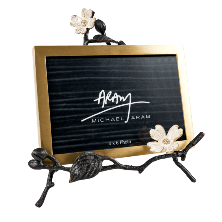 Floral Picture Frame Luxury Gift