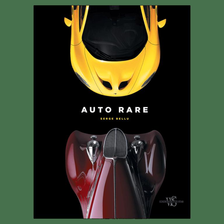 Rare Cars Designer Book